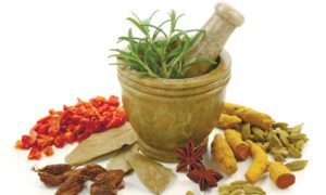 Семь лечебных овощей и специй