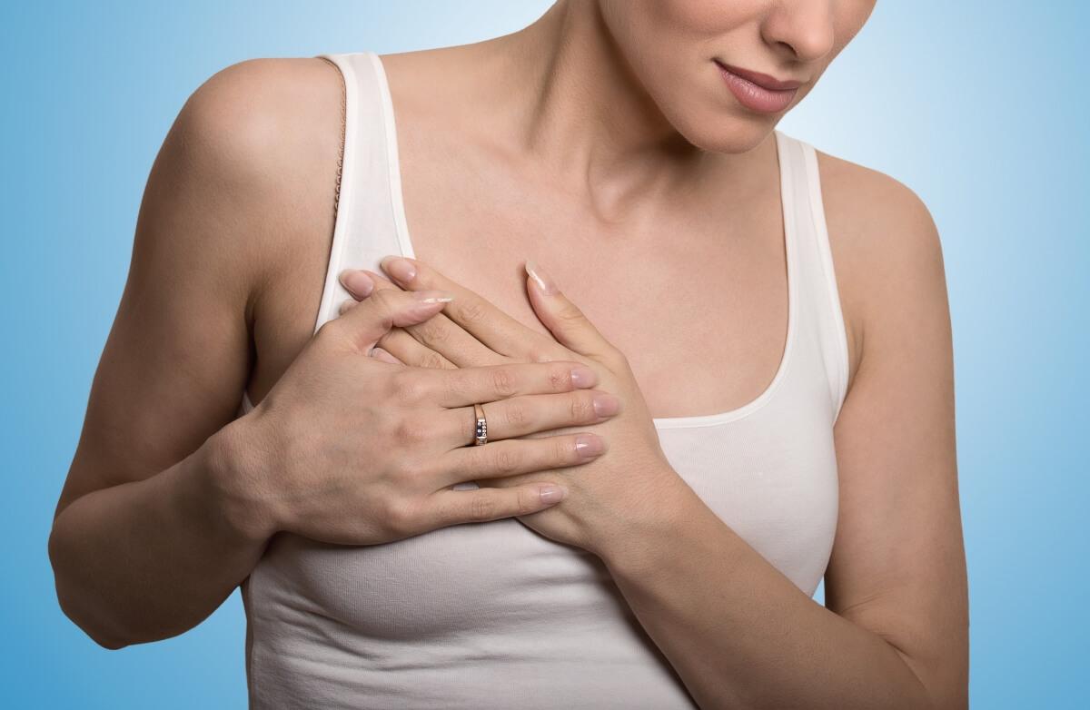Рак груди молочной железы - фото, как выглядит рак груди